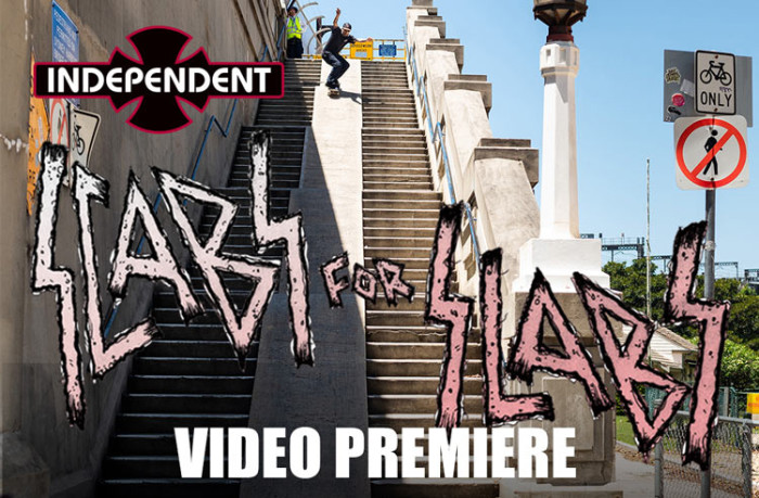 Independent's 'Scabs for Slabs' Video