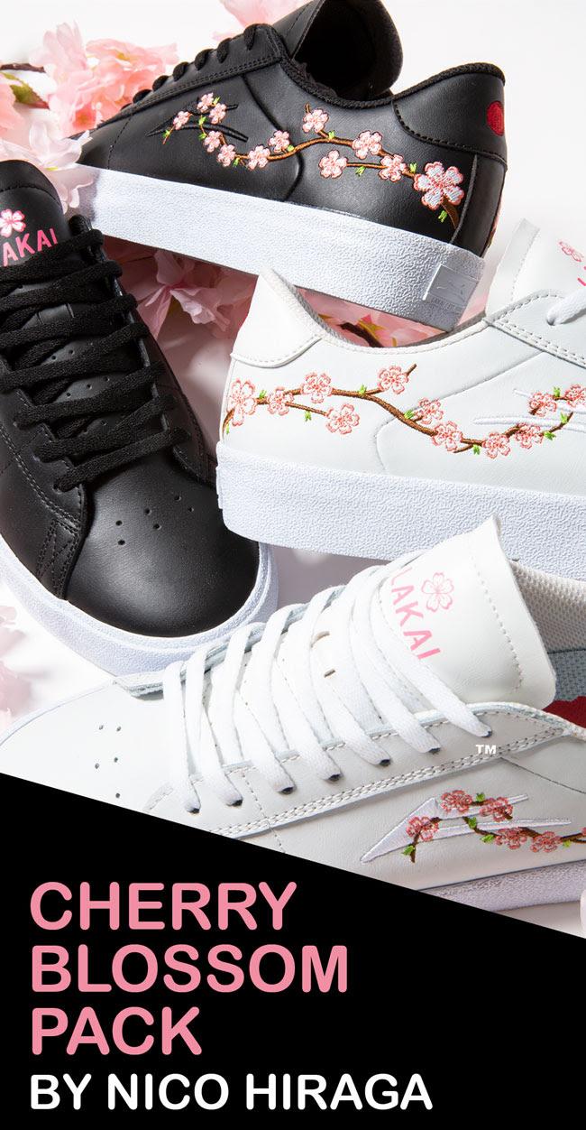Cherry Blossom Pack by Nico Hiraga