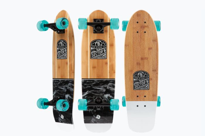 2019 Bamboo Series – Sector 9 Skateboards