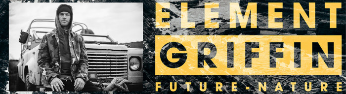 "ELEMENT X GRIFFIN STUDIO –  ""FUTURE NATURE"""