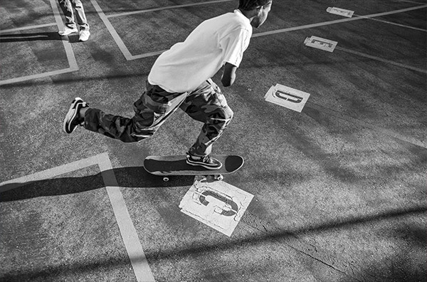 DC SHOES: ALEXIS RAMIREZ YOURS FOR THE TAKING