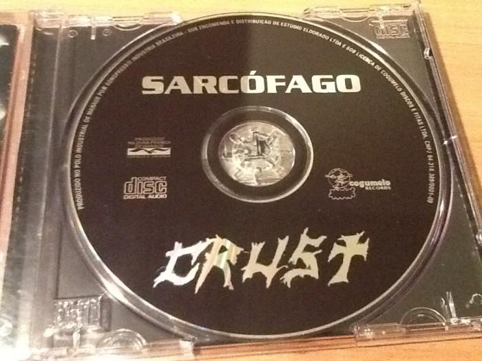 Sarcofago 'Crust'