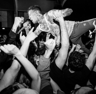 Frank Carter And The Rattlesnakes @ Santeria Social Club, Milano – photorecap