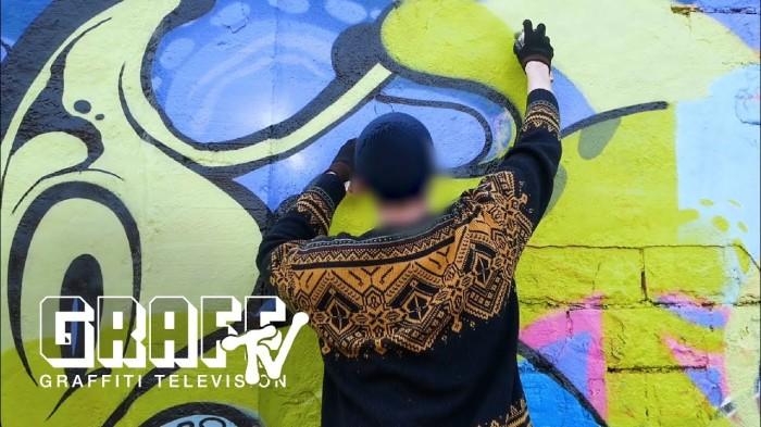 GRAFFITI TV: DART