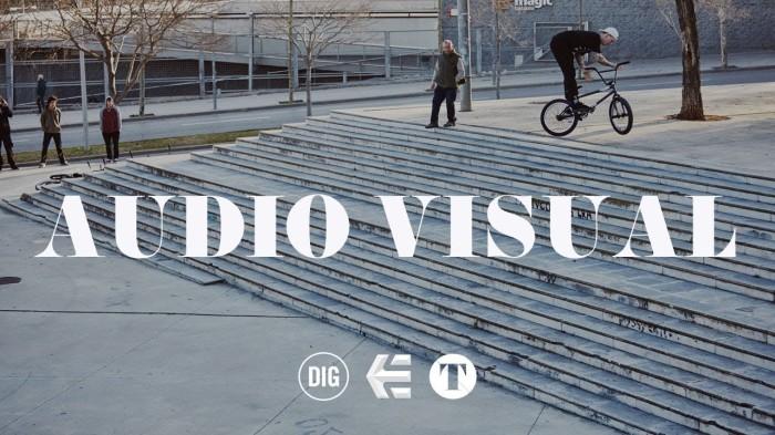 'AUDIO VISUAL' – DIG BMX X ETNIES IN BCN: TERRITORIES #4