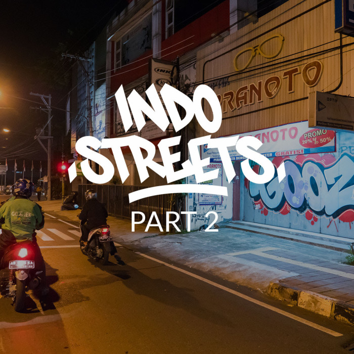 BSP CLOTHING 'INDO STREETS – PART 2′
