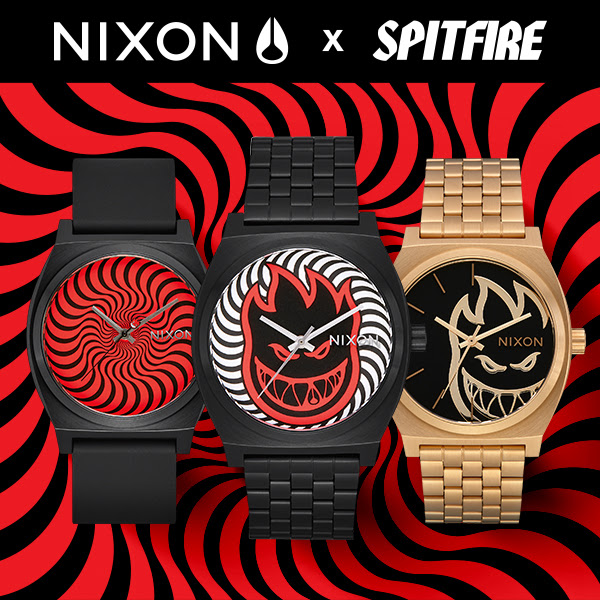Nixon collaborates with Spitfire for a summer to remember