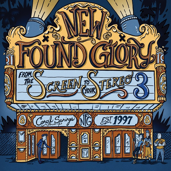 New Found Glory 'From The Screen To Your Stereo 3′