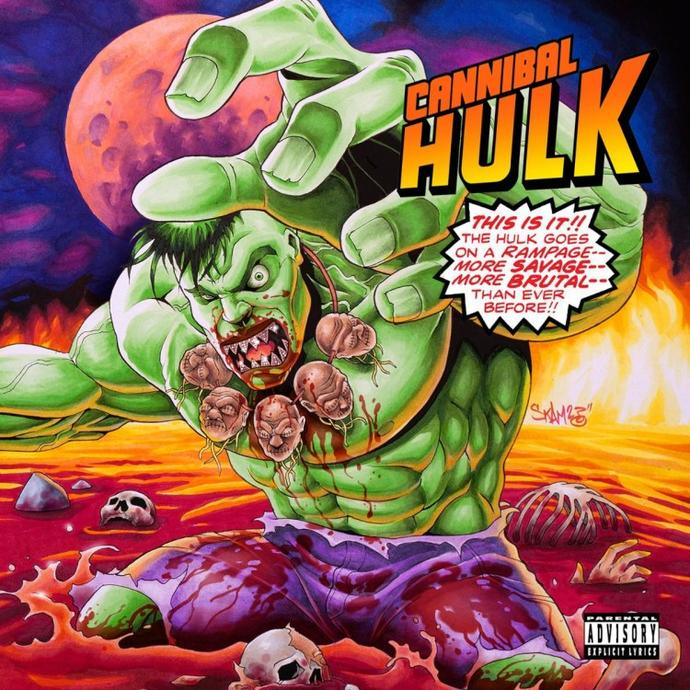 Ill Bill & Stu Bangas – 'Cannibal Hulk' (Official Music Video)