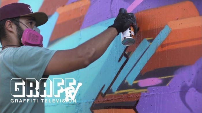 GRAFFITI TV: DALES