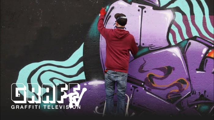 GRAFFITI TV: SKASE