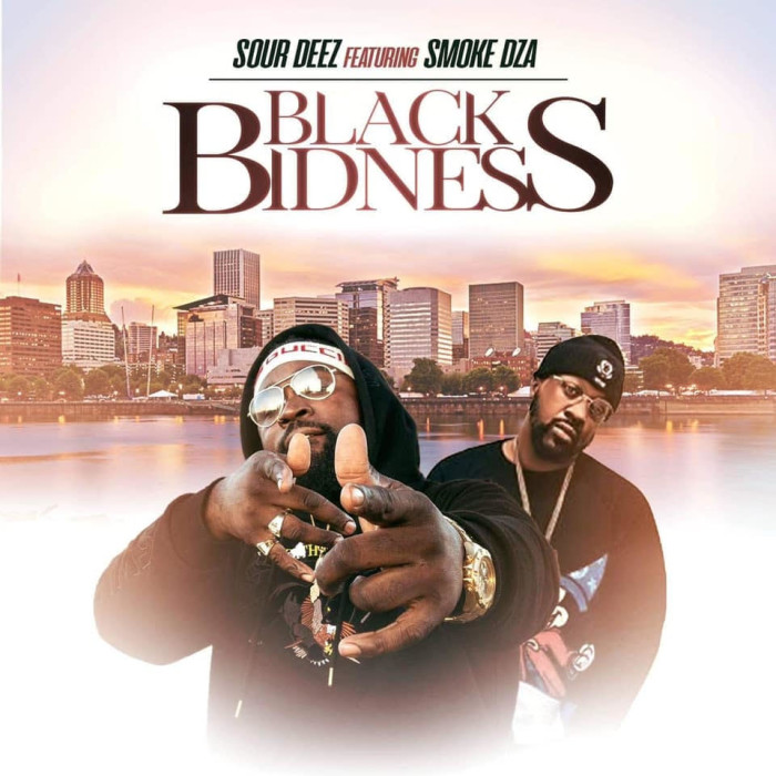 Sour Deez – 'Black Bidness' ft Smoke DZA