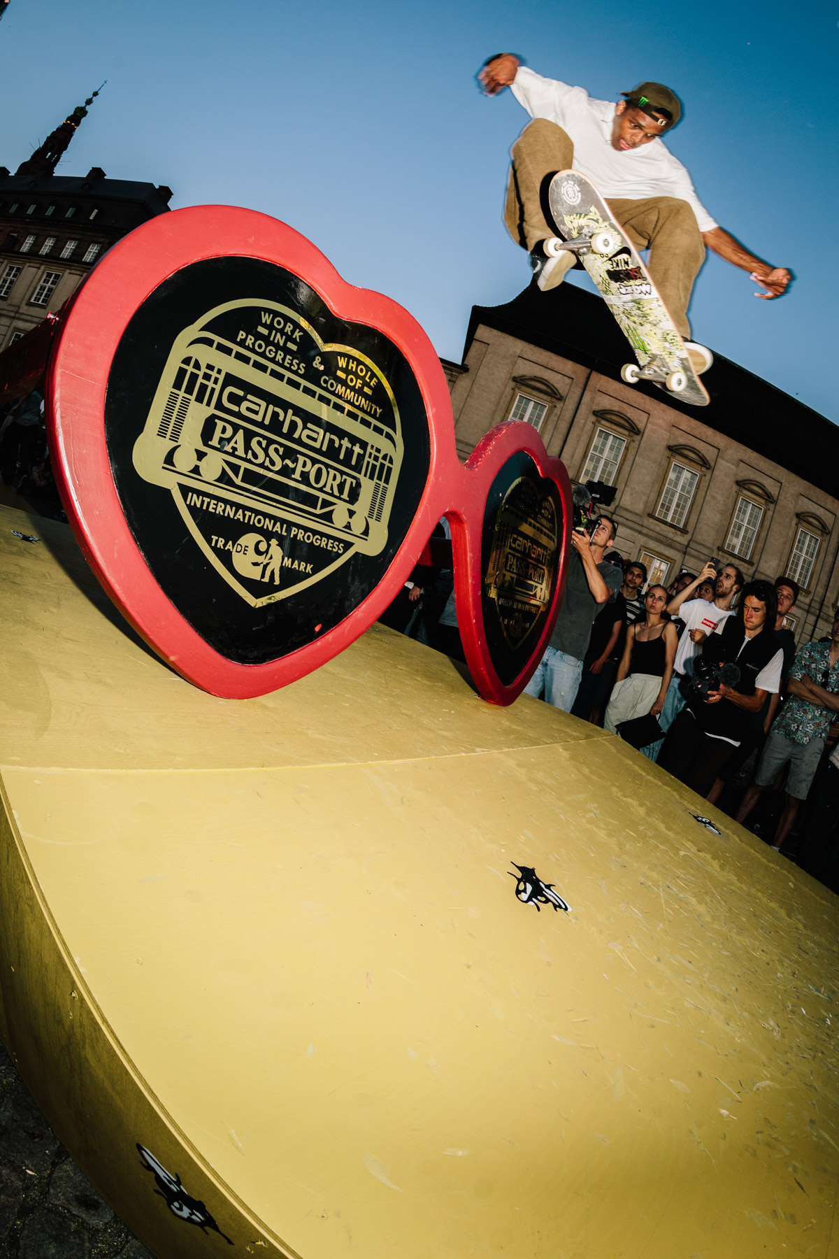 Monster Energy's Ishod Wair takes 1st Place at legendary CPH