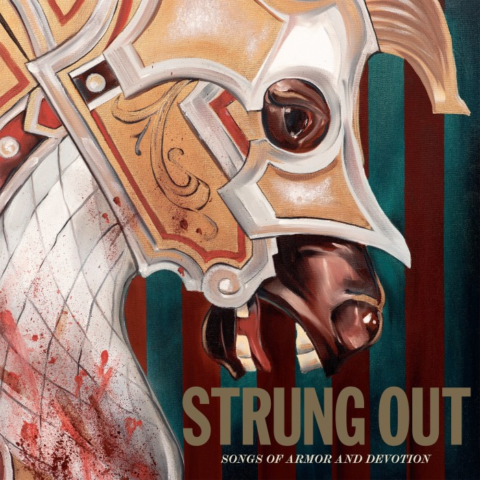 Strung Out – 'Daggers' (Official Audio)