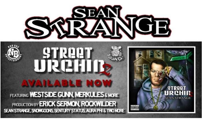 Sean Strange 'The Warning Shot'