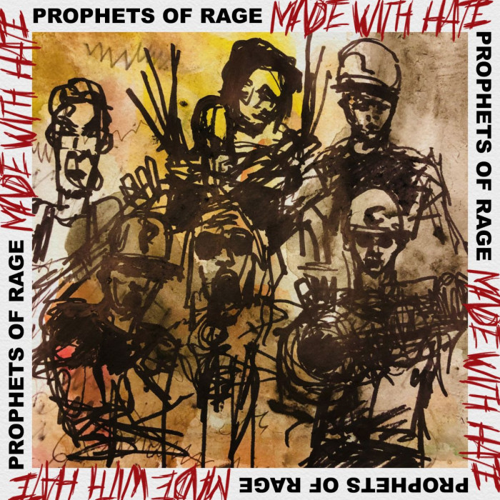 Prophets Of Rage condividono il nuovo singolo 'Made With Hate'