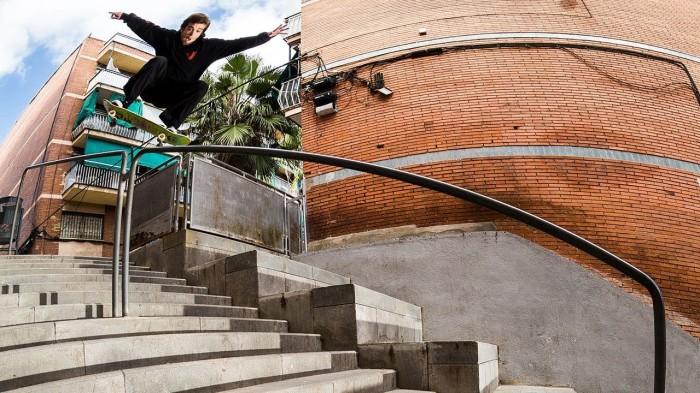 Pizza Skateboards' 'Beaks' Video