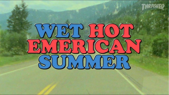 Emerica presents: 'Wet Hot Emerican Summer'
