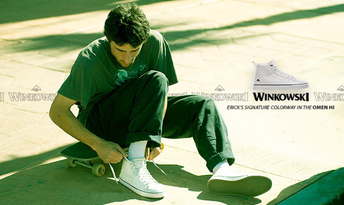 Introducing the Emerica Winkowski collection