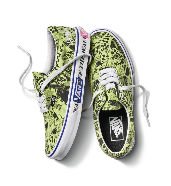 Vans lancia la collezione Lady Vans ispirata al Do It