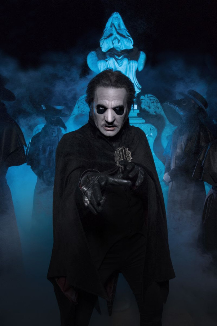 "Ghost annunciano il tour europeo ""The Ultimate Tour Named Death"" – Data unica in Italia!"