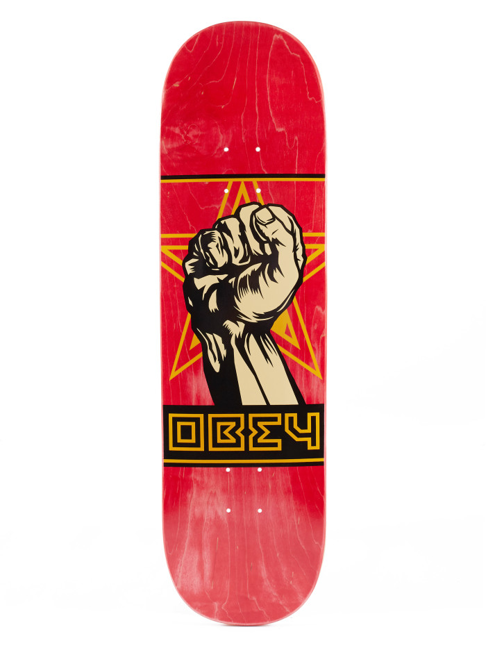 Limited Edition of 300: Obey 30 Years Skateboards