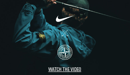 Stone Island X Nike Golf preview
