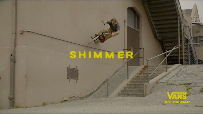 'Shimmer'. A Vans BMX Film