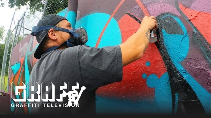 GRAFFITI TV: BATEN