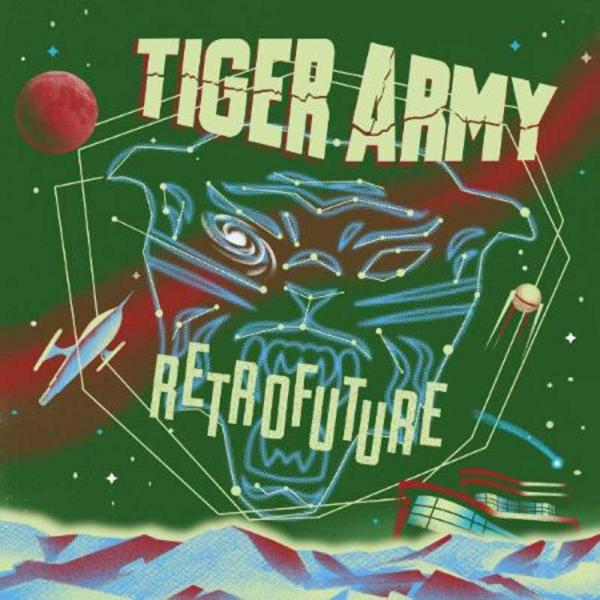 TIGER ARMY RELEASE BRAND NEW SINGLE 'DEVIL THAT YOU DON'T KNOW' OFF FORTHCOMING STUDIO ALBUM 'RETROFUTURE'