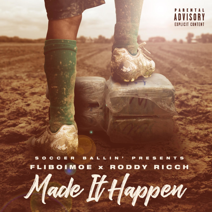 Fliboimoe – 'Made It Happen' EP  ft Roddy Ricch, Mozzy, Cash Kidd, OMB Peezy, and more