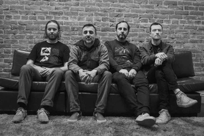 HESITATION WOUNDS RELEASE THEIR FEROCIOUS NEW SINGLE 'AT OUR BEST WHEN WE'RE ASLEEP'