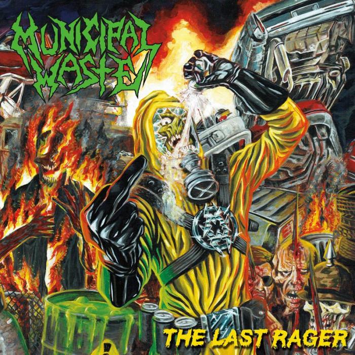 Municipal Waste – annunciano l'EP 'The Last Rager' e pubblicano il video di 'Wave Of Death'