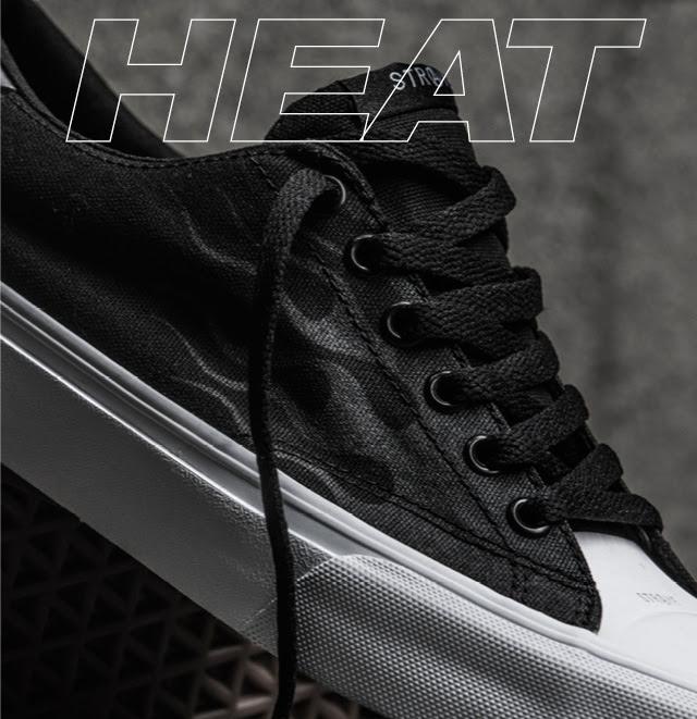 Straye Stanley – Black Flames