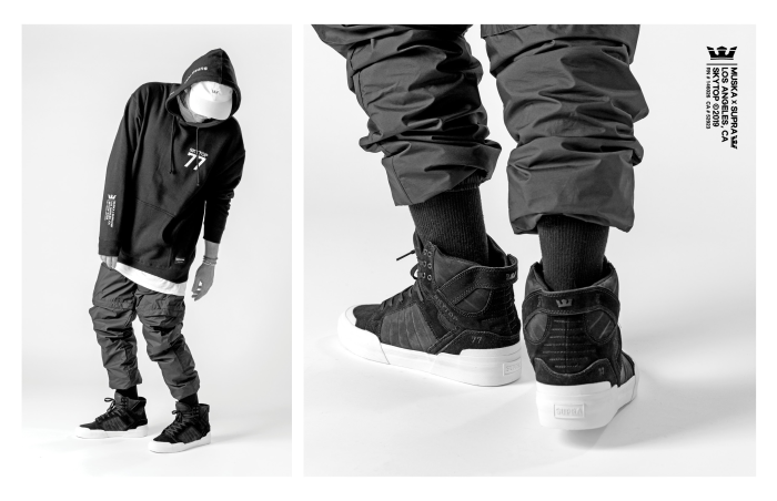 Supra introducing the Skytop 77 – Limited Edition