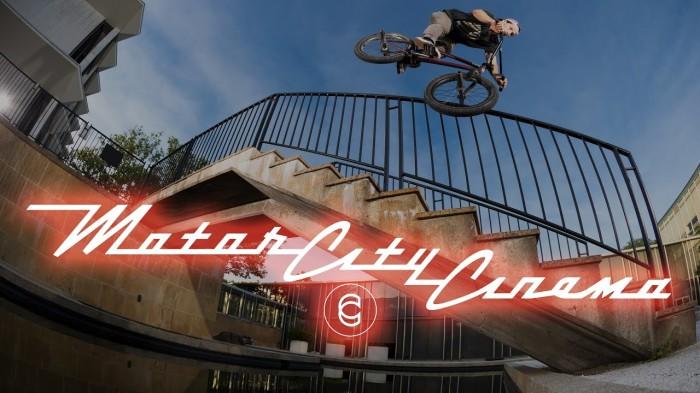 'Motor City Cinema' – Cinema BMX