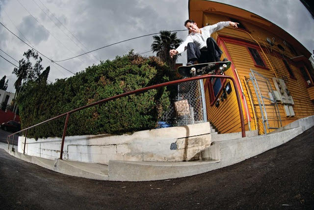 Elijah Berle updates his signature Vans Berle Pro Shoe with new colorway