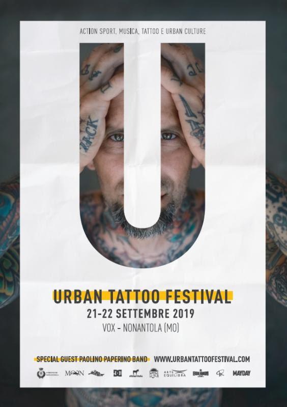 Urban Tattoo Festival approda al VOX