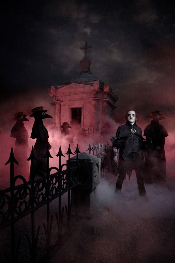 Ghost | 'Seven Inches Of Satanic Panic' | Nuovo 7″ + singolo & video