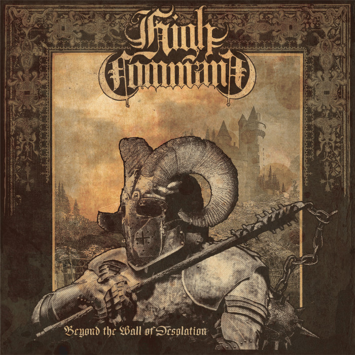 High Command 'Beyond The Wall Of Desolation'