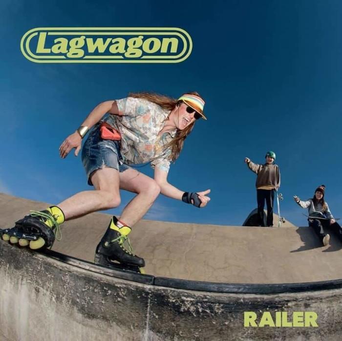 Lagwagon – 'Surviving California' (Official Audio)