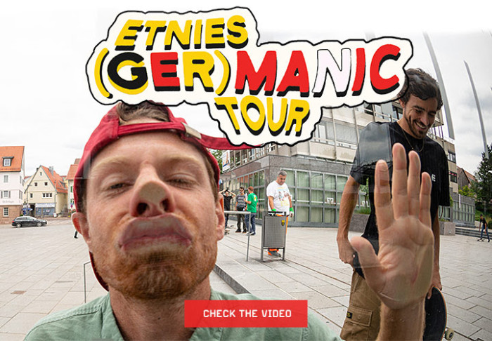 etnies Germanic Tour Video out now!