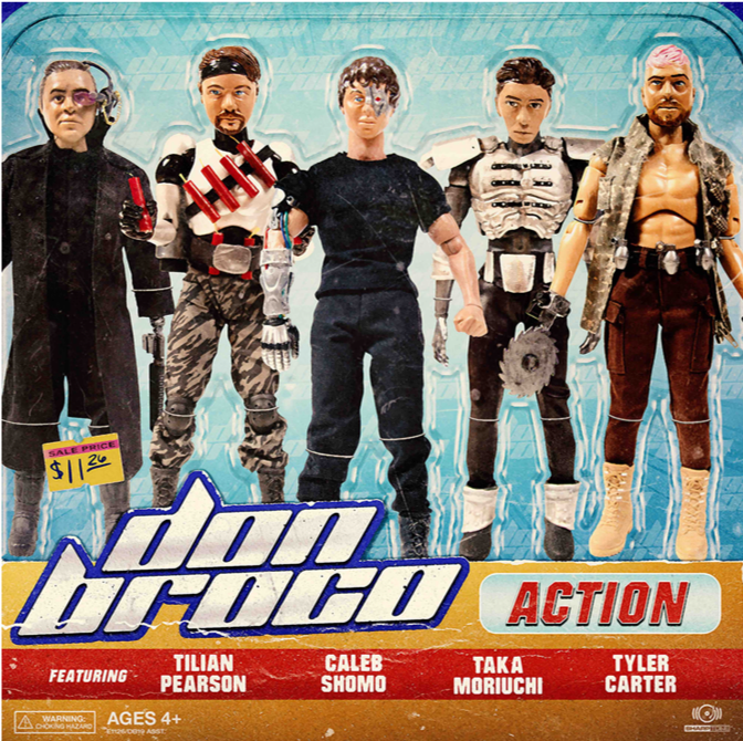 Don Broco pubblicano il nuovo singolo 'Action'