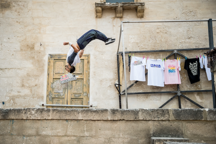 Red Bull Art Of Motion video & photo Highlights – Matera, Italy