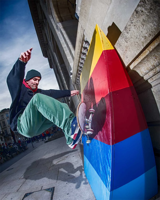 DC Shoes presents its latest Yours For The Taking: Leo Valls – Skate Urbanism Documentary