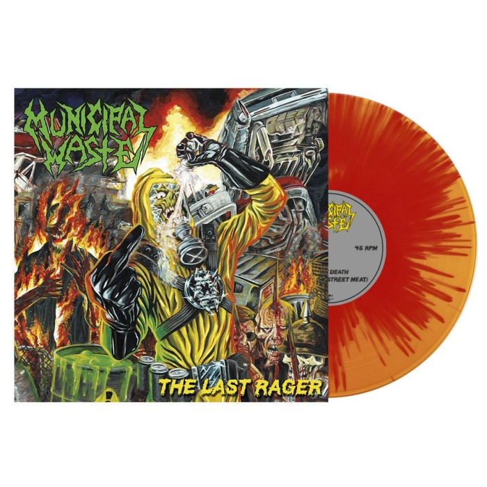Municipal Waste 'The Last Rager'