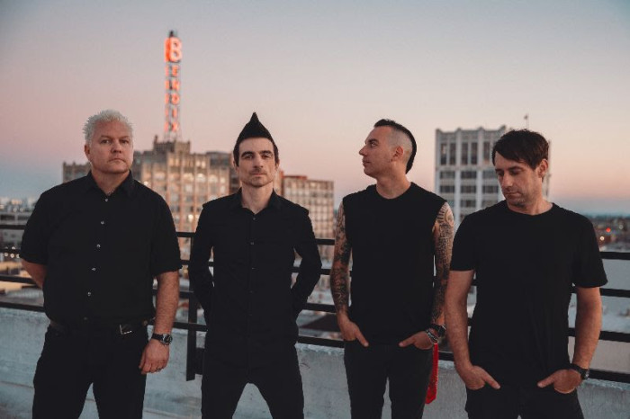 Anti-Flag share new single and lyric video 'Christian Nationalist'