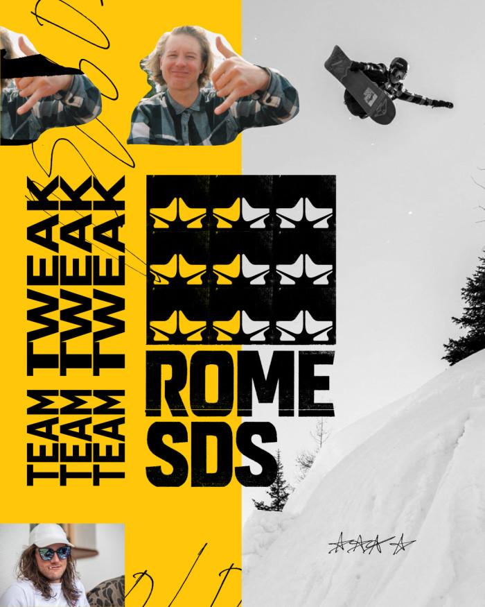Rome Team Tweak