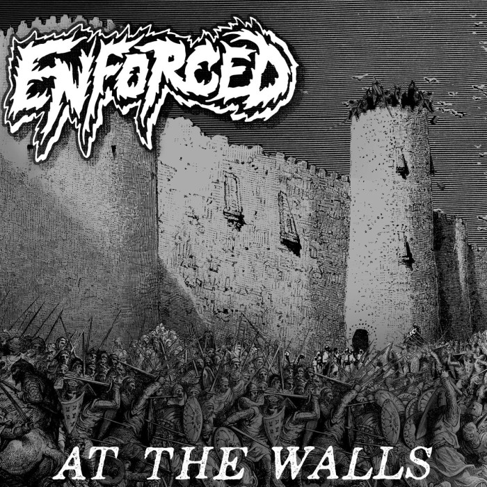 Enforced 'At The Walls'