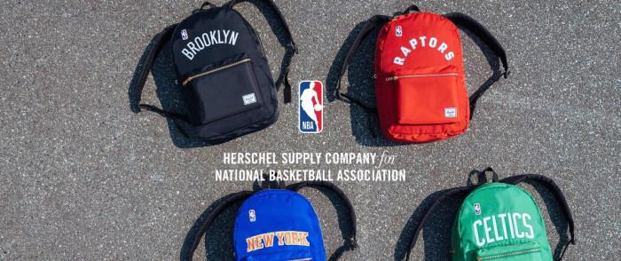Herschel Supply x NBA